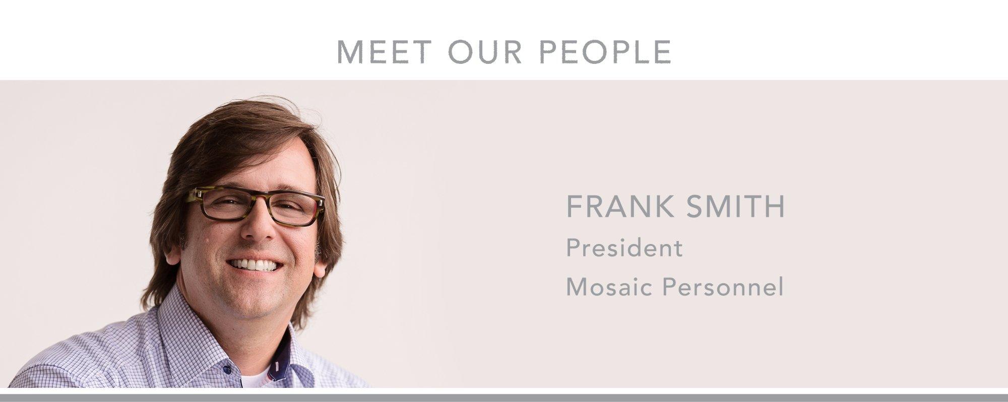 President Frank Smith